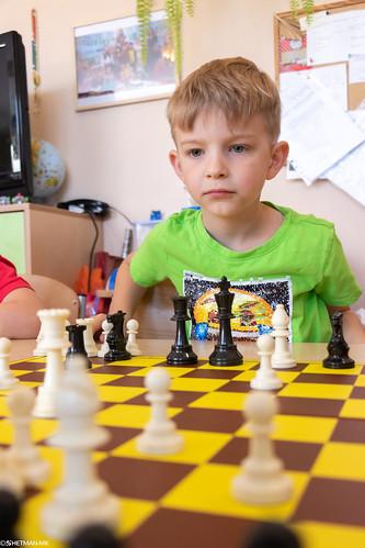 VI Turniej Szachowy o Mistrzostwo Przedszkola Nr 14-25