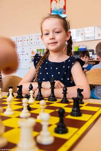 VI Turniej Szachowy o Mistrzostwo Przedszkola Nr 14-24