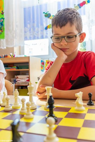 VI Turniej Szachowy o Mistrzostwo Przedszkola Nr 14-22