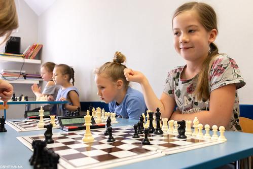 IX Turniej Szachowy o Mistrzostwo Przedszkola Wesoła Piątka-53