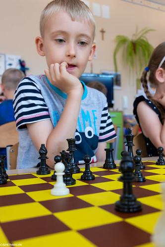 VI Turniej Szachowy o Mistrzostwo Przedszkola Nr 14-21