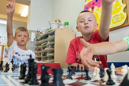 IX Turniej Szachowy o Mistrzostwo Przedszkola Wesoła Piątka-52