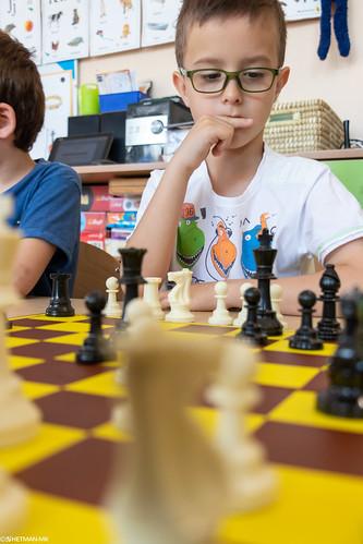 VI Turniej Szachowy o Mistrzostwo Przedszkola Nr 14-19