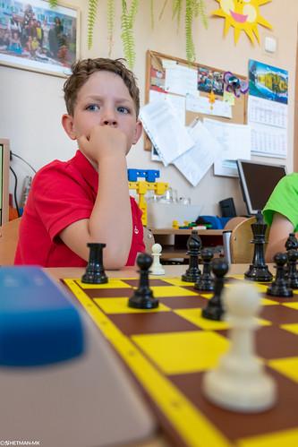 VI Turniej Szachowy o Mistrzostwo Przedszkola Nr 14-17