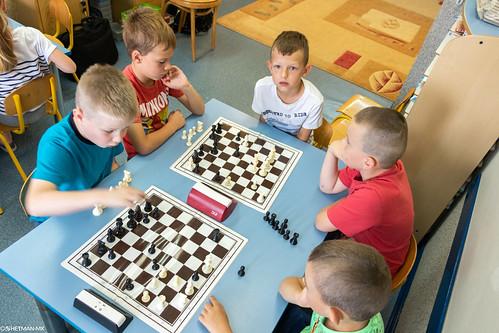 IX Turniej Szachowy o Mistrzostwo Przedszkola Wesoła Piątka-49