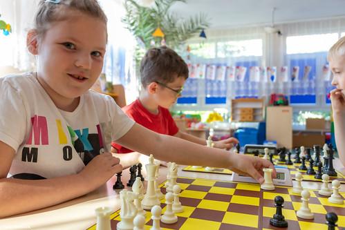 VI Turniej Szachowy o Mistrzostwo Przedszkola Nr 14-14