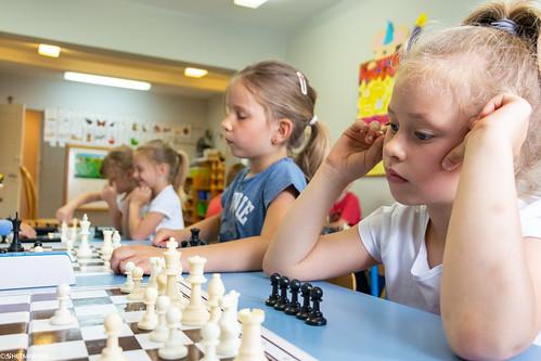IX Turniej Szachowy o Mistrzostwo Przedszkola Wesoła Piątka-46