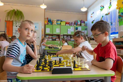 VI Turniej Szachowy o Mistrzostwo Przedszkola Nr 14-11