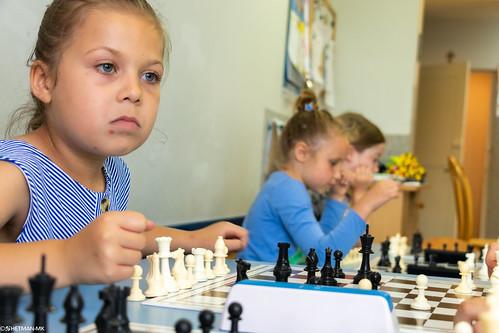 IX Turniej Szachowy o Mistrzostwo Przedszkola Wesoła Piątka-45