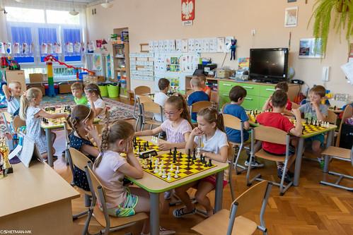 VI Turniej Szachowy o Mistrzostwo Przedszkola Nr 14-8