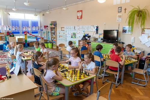 VI Turniej Szachowy o Mistrzostwo Przedszkola Nr 14-7