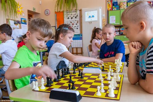 VI Turniej Szachowy o Mistrzostwo Przedszkola Nr 14-5