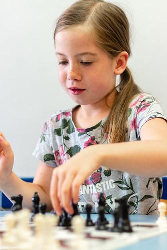 IX Turniej Szachowy o Mistrzostwo Przedszkola Wesoła Piątka-34