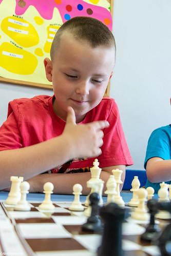 IX Turniej Szachowy o Mistrzostwo Przedszkola Wesoła Piątka-22