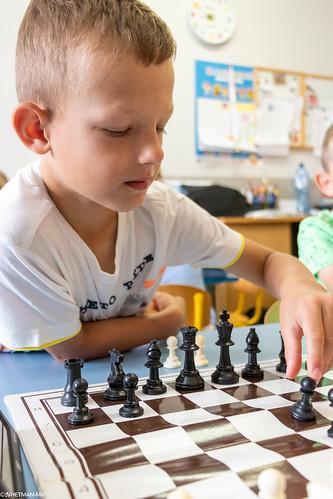 IX Turniej Szachowy o Mistrzostwo Przedszkola Wesoła Piątka-19