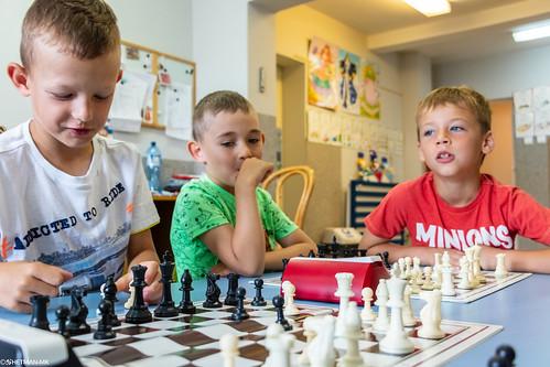 IX Turniej Szachowy o Mistrzostwo Przedszkola Wesoła Piątka-18