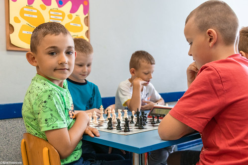 IX Turniej Szachowy o Mistrzostwo Przedszkola Wesoła Piątka-65