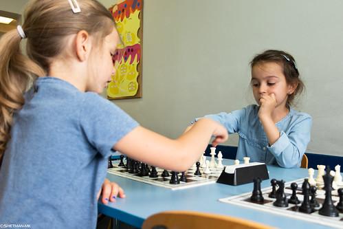 IX Turniej Szachowy o Mistrzostwo Przedszkola Wesoła Piątka-58