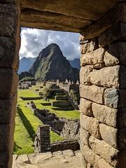 Window To The Inca World (tourtrophy) Tags: machupicchu peru cusco southamerica 7wondersoftheworld ruins inca googlepixel3 androidsmartphone