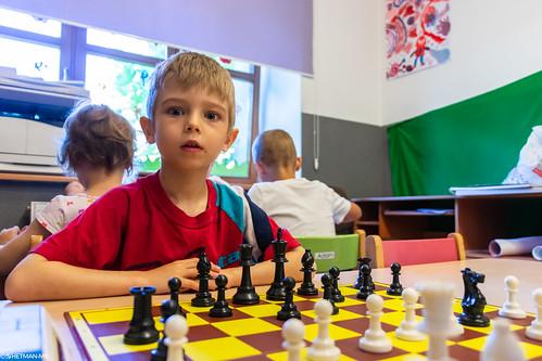 V Szachowe Mistrzostwa Przedszkola Abracadabra Jagiellońska-23