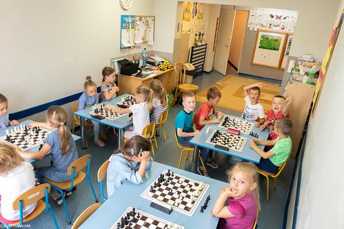 IX Turniej Szachowy o Mistrzostwo Przedszkola Wesoła Piątka-44