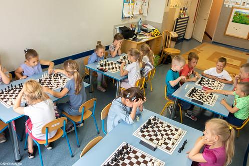 IX Turniej Szachowy o Mistrzostwo Przedszkola Wesoła Piątka-43