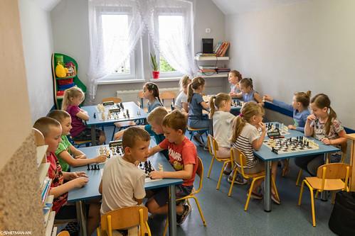IX Turniej Szachowy o Mistrzostwo Przedszkola Wesoła Piątka-42