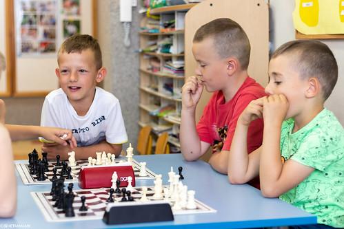 IX Turniej Szachowy o Mistrzostwo Przedszkola Wesoła Piątka-39