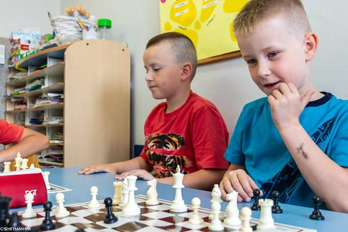 IX Turniej Szachowy o Mistrzostwo Przedszkola Wesoła Piątka-17
