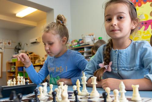 IX Turniej Szachowy o Mistrzostwo Przedszkola Wesoła Piątka-13