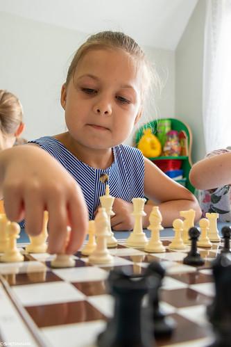 IX Turniej Szachowy o Mistrzostwo Przedszkola Wesoła Piątka-9
