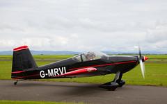 G-MRVL RV-7, Scone (wwshack) Tags: egpt psl perth perthkinross perthairport perthshire rv7 scone sconeairport scotland vans gmrvl