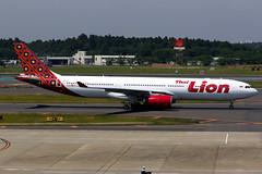Thai Lion Air | Airbus A330-300 | HS-LAI | Tokyo Narita (Dennis HKG) Tags: thailionair lionair mentari tlm sl aircraft airplane airport plane planespotting canon 7d 70200 tokyo narita rjaa nrt airbus a330 a330300 airbusa330 airbusa330300 hslai