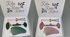 Jade Facial Rollers is One of the best Face/Skin Tools for your beauty. (verdantecospa1) Tags: jade facial roller | gua sha near me organic skincare