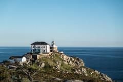 Cabo Fisterra (g_heyde) Tags: cabofisterra capefinisterre montefacho lighthouse leuchtturm peninsula fisterra galicia spain sl