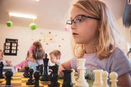 V Szachowe Mistrzostwa Przedszkola Abracadabra Kilińskiego-13