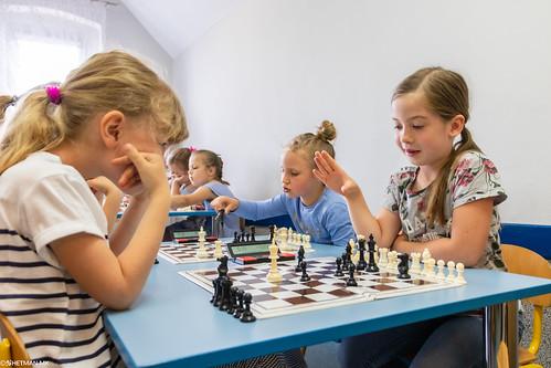 IX Turniej Szachowy o Mistrzostwo Przedszkola Wesoła Piątka-54