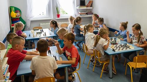 IX Turniej Szachowy o Mistrzostwo Przedszkola Wesoła Piątka-41