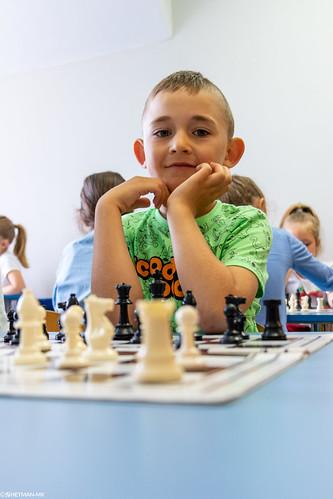IX Turniej Szachowy o Mistrzostwo Przedszkola Wesoła Piątka-23