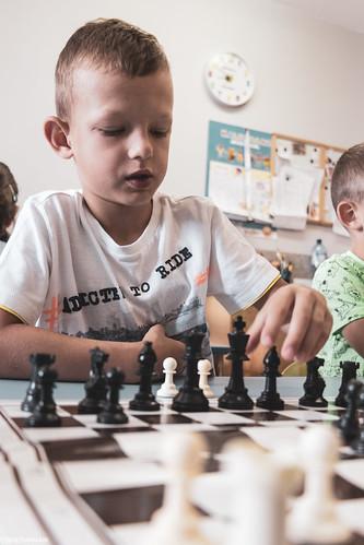 IX Turniej Szachowy o Mistrzostwo Przedszkola Wesoła Piątka-21