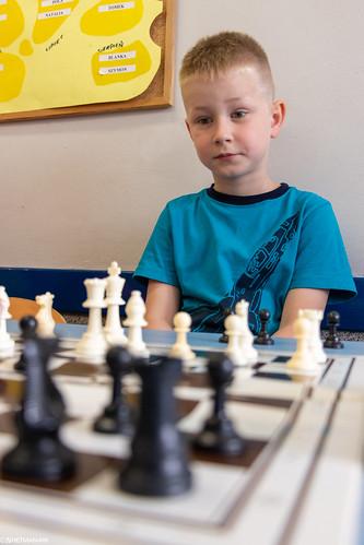 IX Turniej Szachowy o Mistrzostwo Przedszkola Wesoła Piątka-20