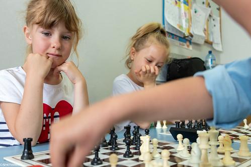 IX Turniej Szachowy o Mistrzostwo Przedszkola Wesoła Piątka-11