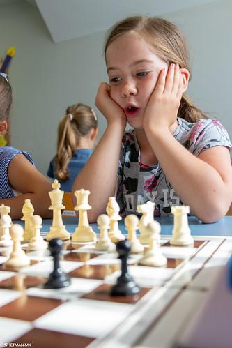 IX Turniej Szachowy o Mistrzostwo Przedszkola Wesoła Piątka-10