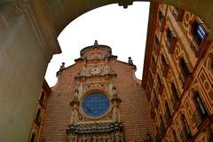 Monestir de Montserrat, el Bages, Barcelona. (Angela Llop) Tags: catalonia barcelona montserrat elbages