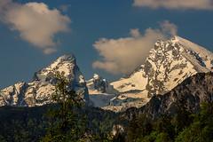 Berge in Bayern