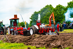 Photo of Tractor Pulling @ Angus Show Ground 07/06/2019 Brechin Before Rain Ended it early & Before all the Tactors had Done a Pull..... (TBC 4pm Saturday 08/06/2019)