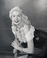 Jayne Mansfield (poedie1984) Tags: jayne mansfield vera palmer blonde old hollywood bombshell vintage babe pin up actress beautiful model beauty hot girl woman classic sex symbol movie movies star glamour girls icon sexy cute body bomb 50s 60s famous film kino celebrities pink rose filmstar filmster diva superstar amazing wonderful photo picture american love goddess mannequin black white mooi tribute blond sweater cine cinema screen gorgeous legendary iconic busty boobs décolleté ketting chain armband bracelet lippenstift lipstick jurk dress