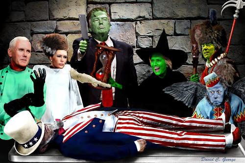 Halloween Monsters 2016