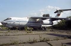 CCCP-76492 - Moscow Zhukovsky (ZHU) 17.08.2001 (Jakob_DK) Tags: il76 il76ll3 ilyushin ilyushinil76 il76candid ilyushin76 ilyushin76ll3 ilyushinil76ll3 cargo uubw zia moscowzhukovsky zhukovskyinternationalairport gromov gromovflightresearchinstitute 2001 cccp76492 aeroflot