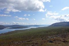 View towards Torneträskstation (Filip Sandlöv) Tags: luopakte luobakti luovarri luovarre torneträsk e10